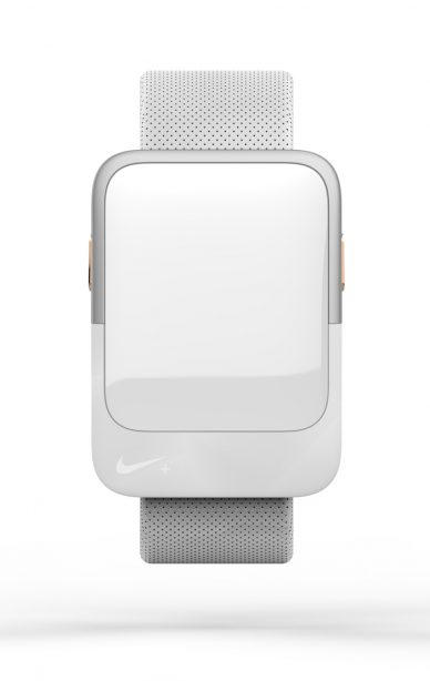 nick brook Nike watch