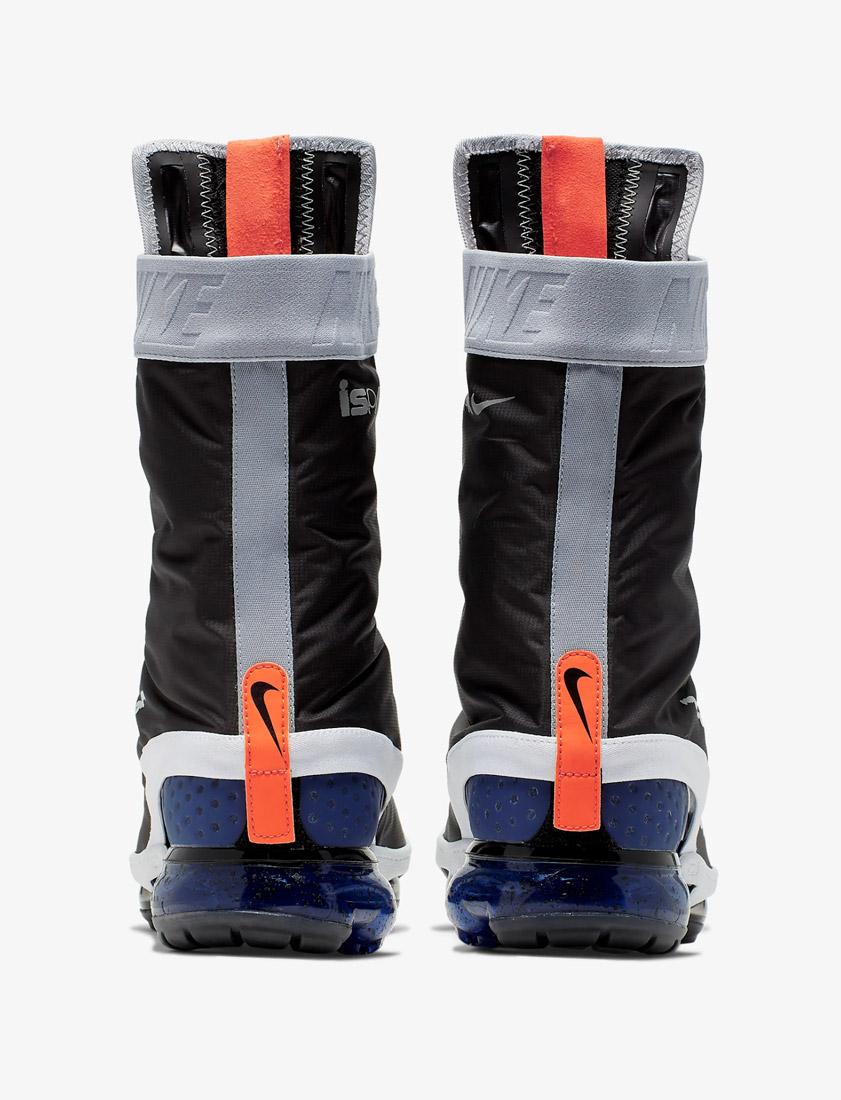 nike air vapormax flyknit gaiter ispa shoe