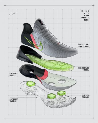 Nike Golf Delivers an All Around Faster Golf Shoe