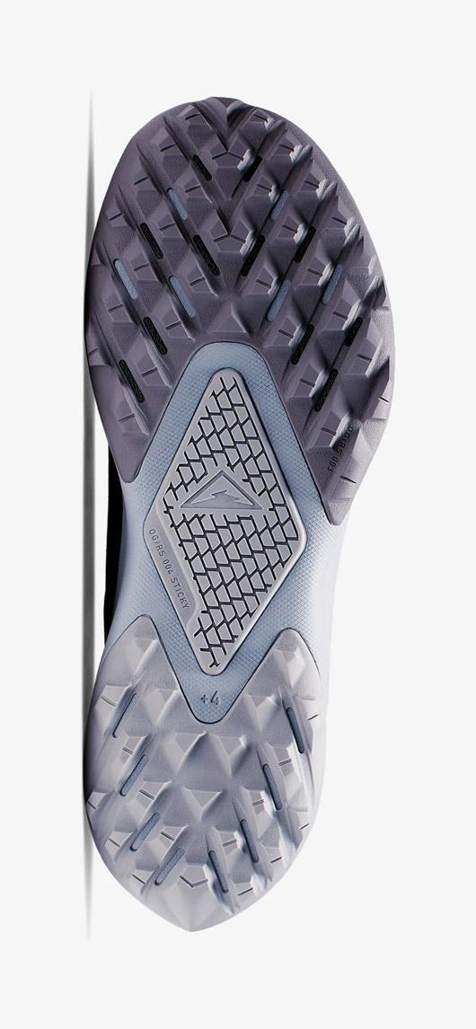 nike wildhorse 5 running shoe grey