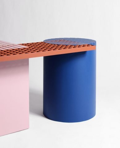 nortstudio bench URBAN SHAPES