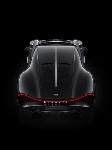 one off bugatti la voiture noire