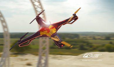 formula Drone Racing Concept