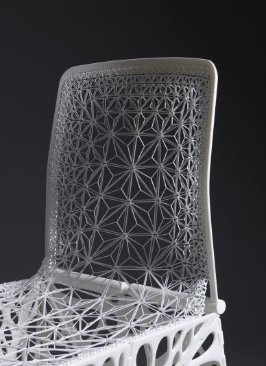 patrick jouin Dassault Systemes 3d printed tamu chair