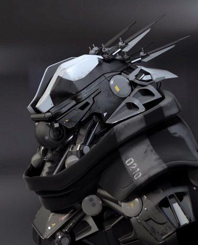 peter tobolsky robot rendering