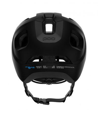 poc axion spin bike helmet