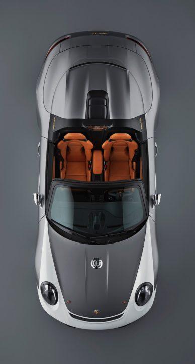 porsche 911 speedster-concept 70th anniversary