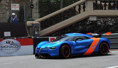 renault alpine a 110 concept 2012