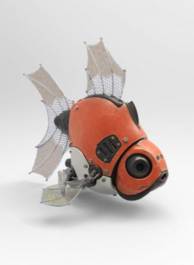 Fishbot by Smaartist