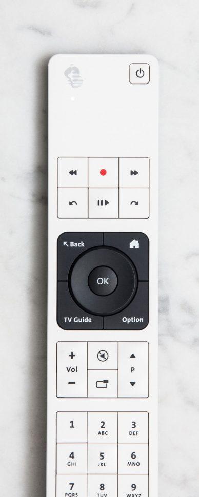 swisscom remote