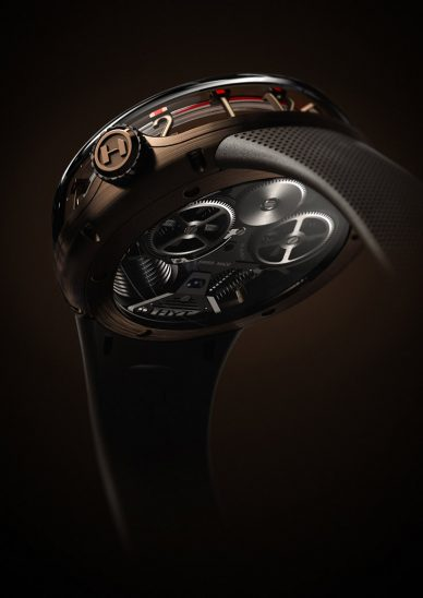 thierry fischer watch