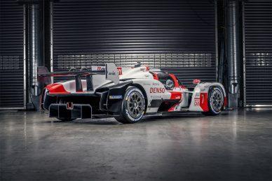 2021 Toyota GR010 Le Mans Hypercar leManoosh Industrial design Blog