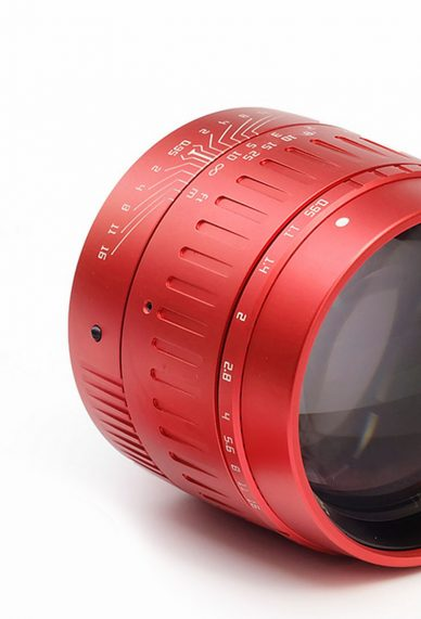 Leica red TTArtisan 50 / 0.95 DJ-OPTICAL ASPH leManoosh industrial design blog and online courses