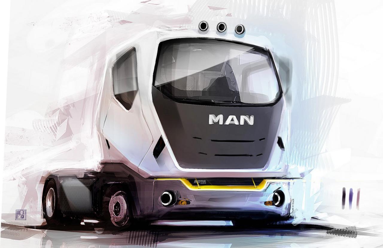 Truck lemanoosh for Truck design app