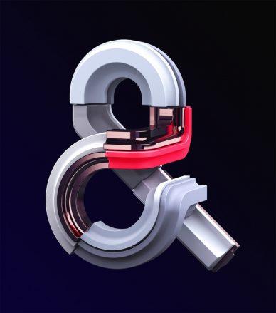 ufho adobe ampersand