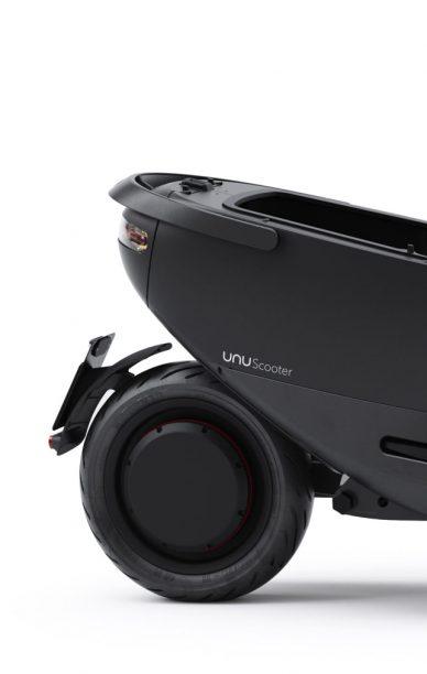 unu motors scooter