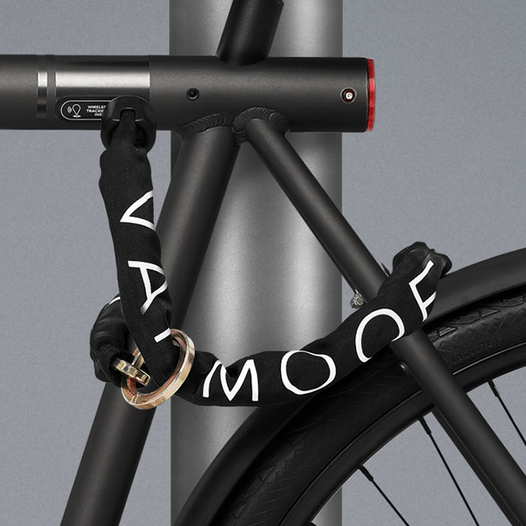vanmoof electric bicycle