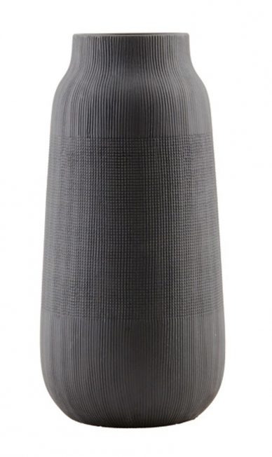 vase strie argile Black house doctor