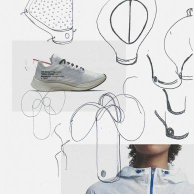 victor moynier sportswear industry marathon lamp