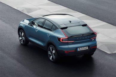 Volvo C40 Recharge (2022) leManoosh industrial design blog and online courses