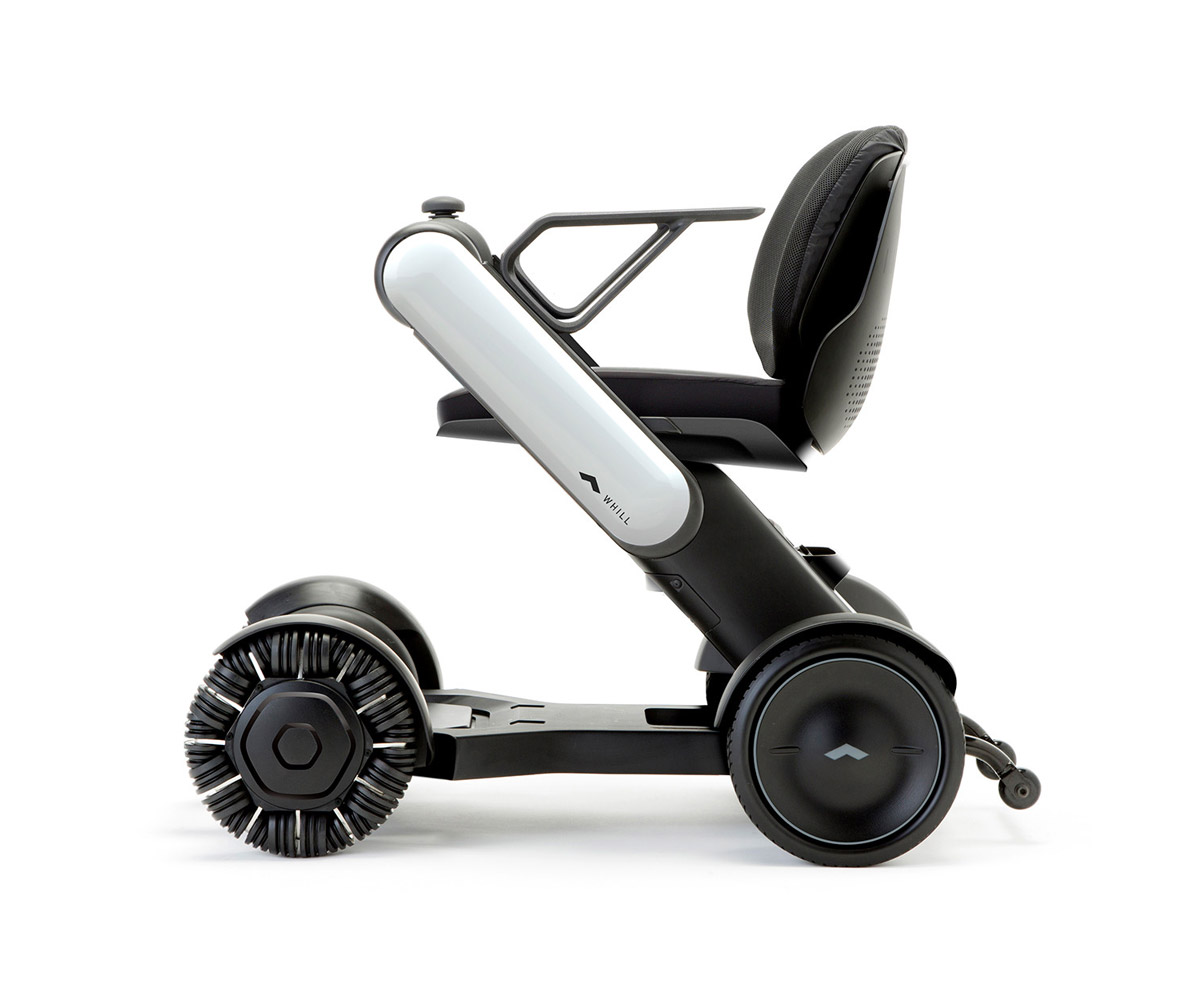 whill model wide seat